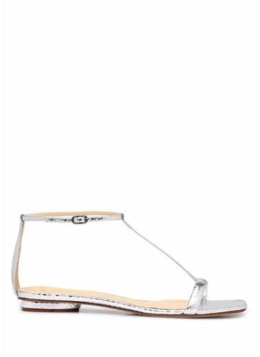 Alexandre Birman Sandalet Gümüş